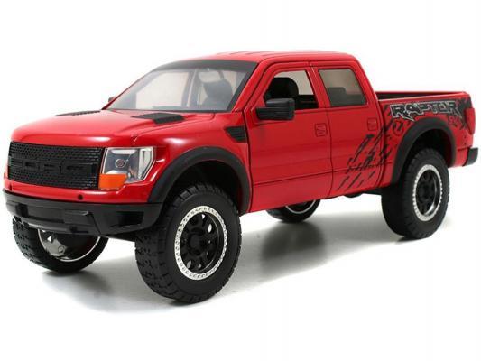���������� Jada Toys 2011 Ford F150 SVT Raptor 1:24 ������� 96867