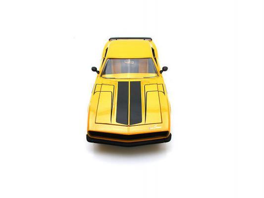 Автомобиль Jada Toys Lopro Chevy Camaro 1968 1:18 желтый 96625