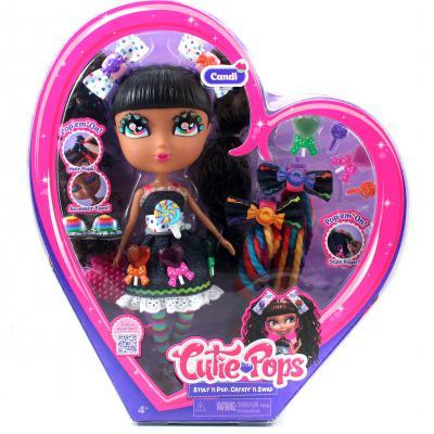 Игровой набор JADA TOYS Кукла Кэнди с аксессуарами