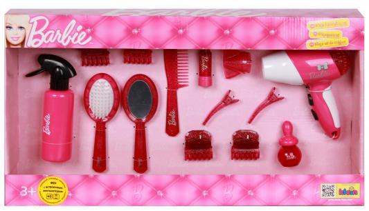 Игровой набор KLEIN Barbie 13 предметов 5797 klein игровой набор bosch кухонный центр стайл 18 предметов