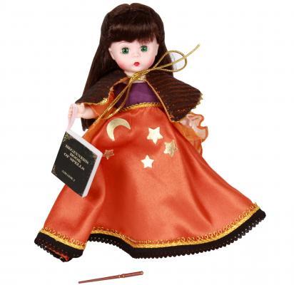 Кукла Madam Alexander Ведьма-ученица 20 см 64475 платье madam t madam t ma422ewtdo70