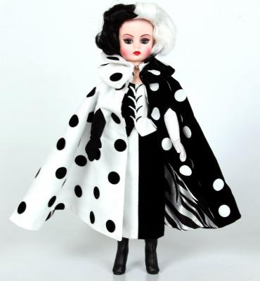 Кукла Madam Alexander Круэлла де Виль 25 см 64700 платье madam t madam t ma422ewbath8