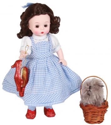 Кукла Madam Alexander Элли и Тотошка 20 см 46360 платье madam t madam t ma422ewtdo70