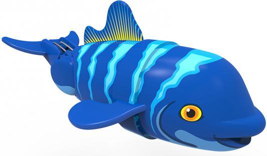 Интерактивная игрушка Lil' Fishys Рыбка-акробат Санни от 4 лет синий 126211-2