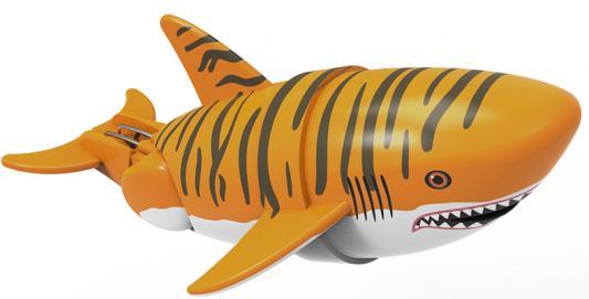 Интерактивная игрушка Lil' Fishys Акула-акробат Тигра от 4 лет жёлтый 126212-1 игрушка интерактивная 31 век акула 3310b в ассортименте