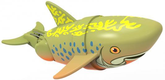 Интерактивная игрушка Lil' Fishys Рыбка-акробат Брукс от 4 лет зелёный 126211-3 море чудес море чудес роборыбка рыбка–акробат лаки с аквариумом