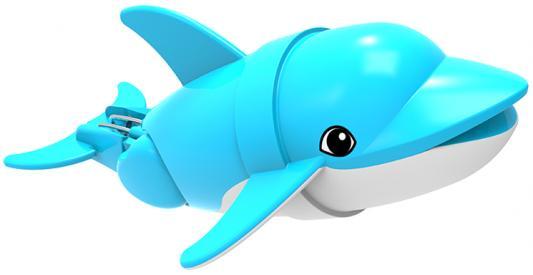 Интерактивная игрушка Lil' Fishys Рыбка-акробат Диппер от 4 лет голубой 126211-4 робот игрушечный море чудес море чудес роборыбка рыбка–акробат лаки с аквариумом