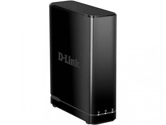 Видеорегистратор сетевой D-Link DNR-312L/A1A 1хHDD 2хUSB2.0 RJ-45 HDMI до 9 каналов
