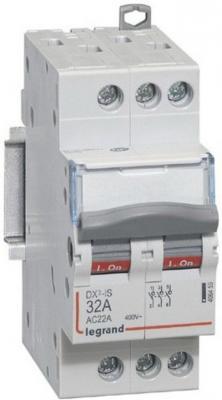 Выключатель-разъединитель Legrand DX3 2П 20A 406432