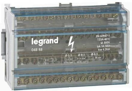 Кросс-модуль Legrand 125А 4888