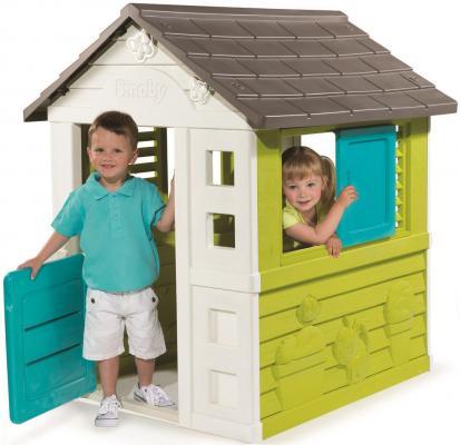 Игровой домик Smoby BG 310064 домик игровой smoby с кухней красный 145 110 127см 1 1 810702
