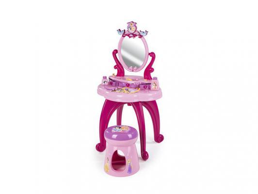 Игровой набор Smoby Студия красоты Принцессы Диснея со стульчиком от 3 лет 10 предметов 24232