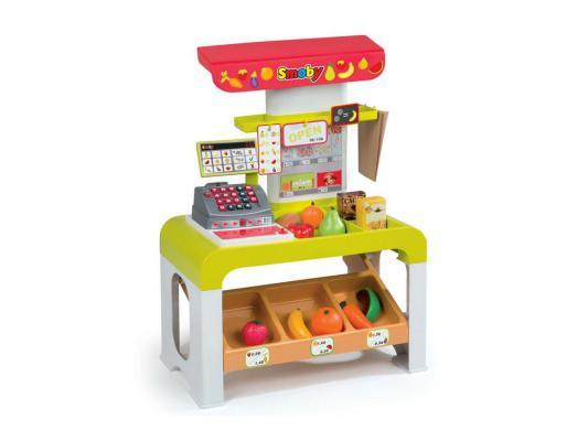 Игровой набор Smoby Супермаркет Tronic от 3 лет 38 предметов 24423