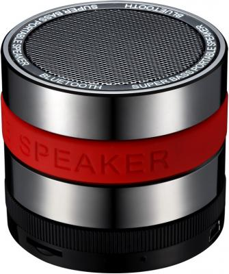 цена на Портативная акустикаSUPRA BTS-527 серебристый 3Вт microSD Bluetooth