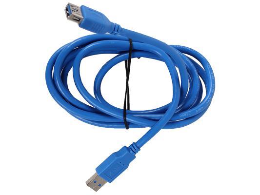 Кабель USB 3.0 AM-AF 1.8м 5bites UC3011-018F