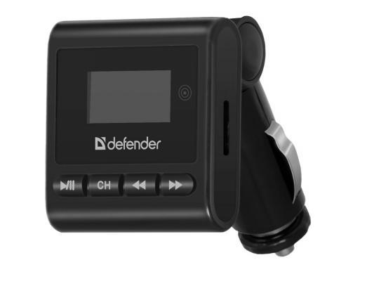 FM трансмиттер Defender RT-Basic MP3 USB SD MMC Пульт ДУ пульт ду sonoff