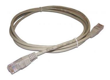 Патч-корд Lanmaster 5E категории FTP серый 7.0м TWT-45-45-7.0/S-GY
