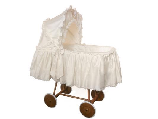 Кроватка-люлька класическая Italbaby Sweet Angels 320,0081-6 italbaby детская кроватка люлька italbaby sweet angels