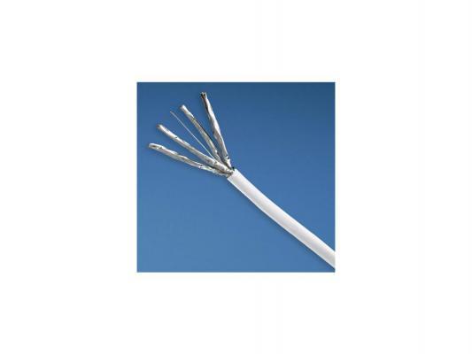 Кабель Panduit FTP кат 6 LSZH 4X2X23AWG внутренний 500м белый PUFL6X04WH-KD  крышка короба panduit frhc6yl2 fiberrunner 6