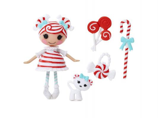 Кукла Lalaloopsy Mini Mint E. Stripes 7.5 см