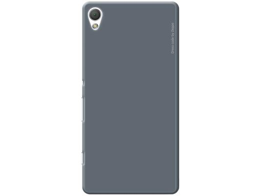 Чехол Deppa Air Case для Sony Xperia Z3+ серый 83190