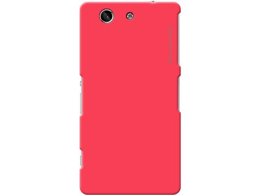 Чехол Deppa Air Case  для Sony Xperia Z3\\Z4 Compact красный 83196 devia 0 7mm ultra thin soft tpu cover for apple watch 38mm pink