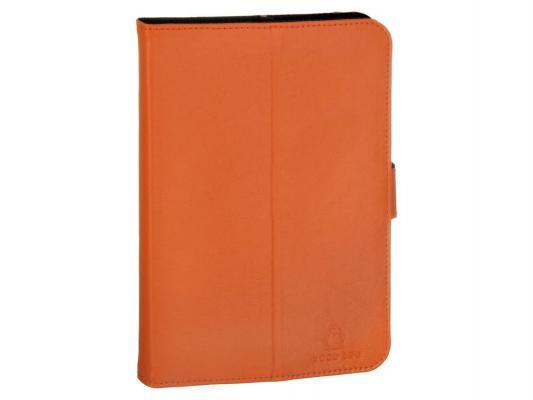 Чехол для PocketBook SURFpad 4 L Good Egg Lira кожа оранжевый GE-PB4970LIR2250