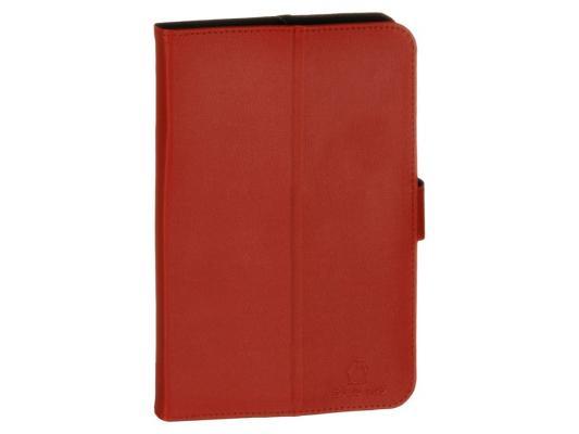 Чехол для PocketBook SURFpad 4 L Good Egg Lira кожа красный GE-PB4970LIR2210