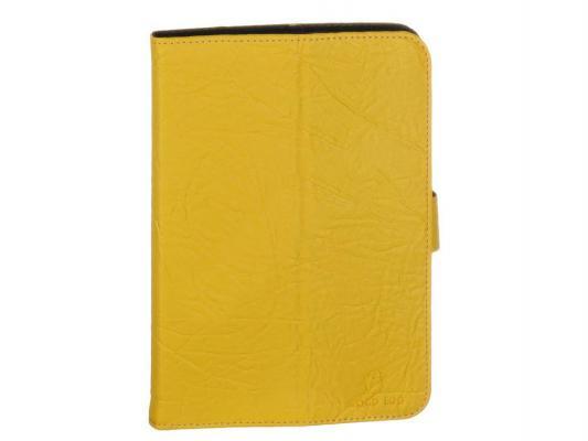 Чехол для PocketBook SURFpad 4 L Good Egg Lira кожа желтый GE-PB4970LIR2224