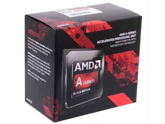 Процессор AMD A10 X4 7870K 3.9GHz 4Mb AD787KXDJCBOX Socket FM2 BOX процессор amd a10 x4 6700 socket fm2 ad6700okhlbox box
