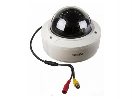 Видеокамера KGuard KG-CD30R2S4-VF CCD H.264 белый