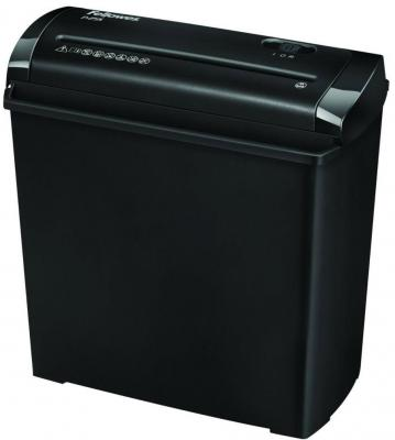 Уничтожитель бумаг Fellowes PowerShred P-25S 5лст 11лтр FS-4701001 fellowes powershred p 25s black шредер