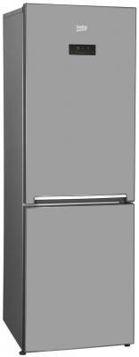 Холодильник Beko RCNK365E20ZX серебристый