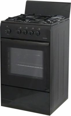 Газовая плита Darina S GM441 001 B черный