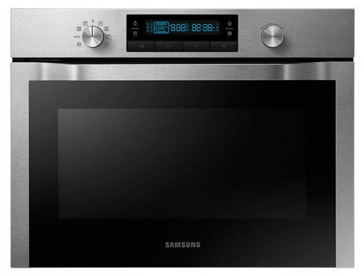 Электрический шкаф Samsung NQ50H5533KS серебристый