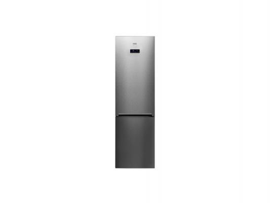 Холодильник Beko RCNK400E20ZX серебристый