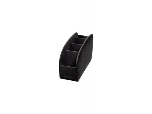 Подставка настольная Hama Major H-84032 для пультов ДУ/телефонов/ручек черный