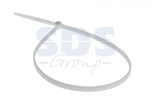 Хомуты Rexant 07-0400 5.0х400мм 100шт белый нож zt 0400