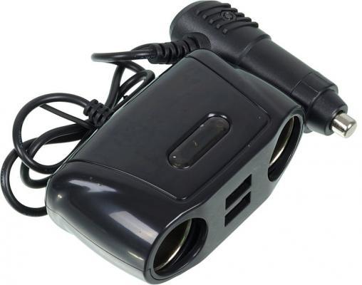 Разветвитель прикуривателя Wiiix TR-04U2 разветвитель прикуривателя roadweller rws 1861u2 12v