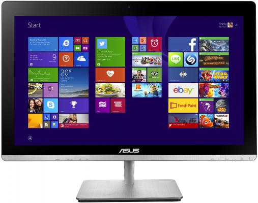 "Моноблок ASUS ET2323IUK 23"" 1920х1080 i5-5200U 2.2GHz 4Gb 1Tb DVD-RW Win8.1 черный 90PT0111-M02000"