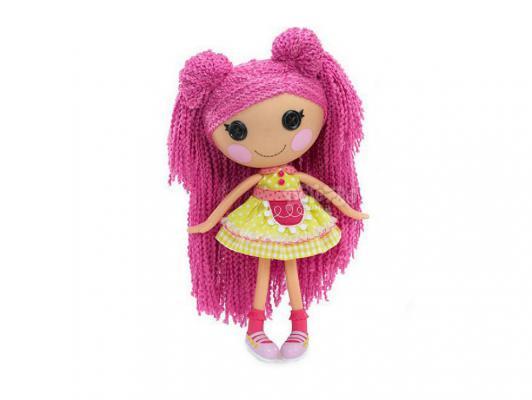 Купить Кукла Lalaloopsy Mini Волосы-нити (розовые волосы) 7.5 см 522140