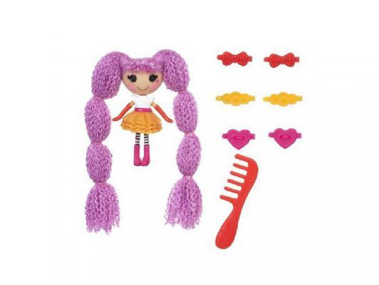 Купить Кукла Lalaloopsy Mini Волосы-нити (фиолетовые волосы) 7.5 см 522140