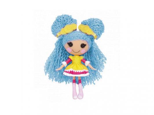 Купить Кукла Lalaloopsy Mini Волосы-нити (голубые волосы) 7.5 см 522140