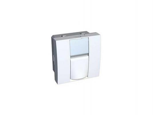 Накладка Schneider Electric Altira 45x45мм для одного S-One коннектора белый ALB44391