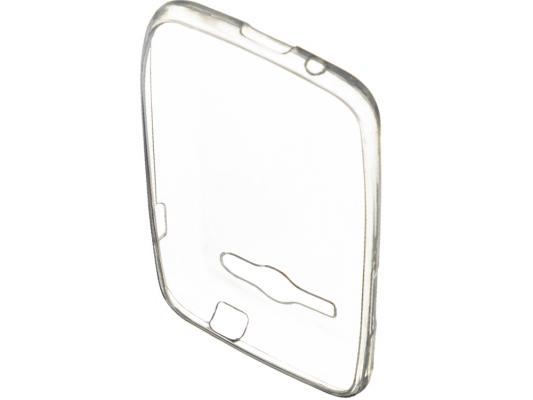 Чехол силикон iBox Crystal для Samsung Galaxy E5 (прозрачный)