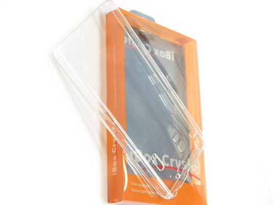 Чехол силикон iBox Crystal для Sony Xperia E4G (прозрачный) стоимость