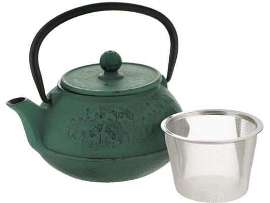 Чайник Mayer&Boch 23700 1 л чугун зелёный
