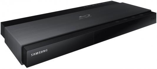 Проигрыватель Blu-ray Samsung BD-J7500 черный плеер blu ray sony bdp s5500 черный [bdps5500b ru3]