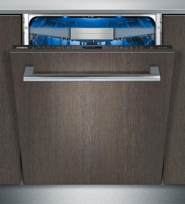 Встраиваемая посудомоечная машина Siemens SN778X00TR коричневый