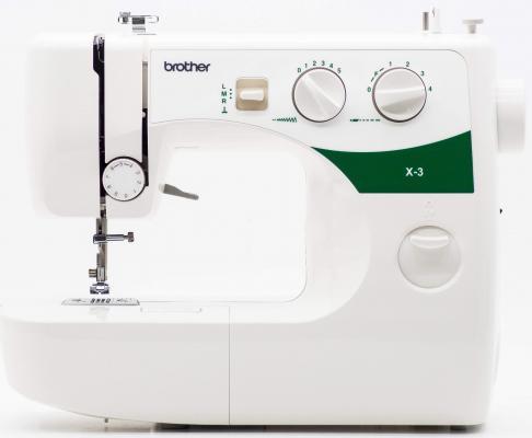 Швейная машина Brother X-3 белый
